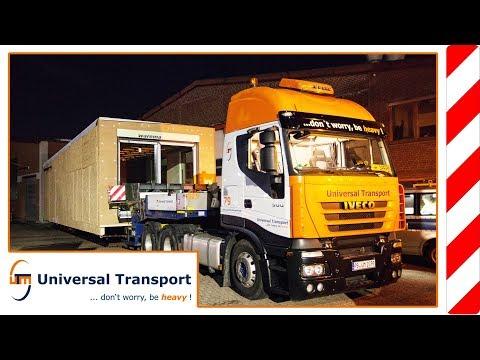 Universal Transport - A magical Transport