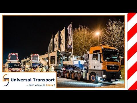 Universal Transport - New Trams for Potsdam