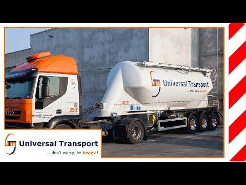 Universal Transport - Branchenvideo Silo Transporte