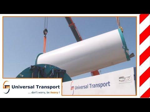 Universal Transport - The symphony of wind logistics