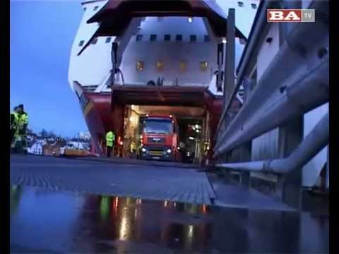 Universal Transport - Rail transport BA-TV