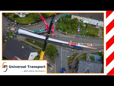 Universal Transport - Precision work in Germany